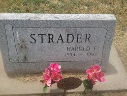 Harold Franklin Strader