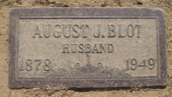 August Joaquin Blot
