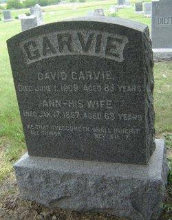 Mary Ann <i>Dugan</i> Garvie