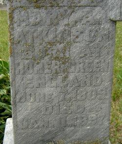 Mary Ann <i>Putnam</i> Atkinson