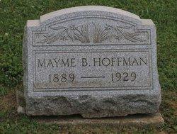 Mary Bell Mayme <i>VanDyke</i> Hoffman