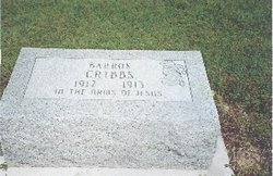 Barron Cribbs