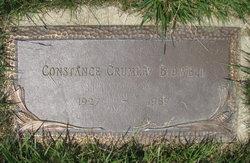 Constance <i>Crumley</i> Bidwell
