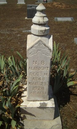 Newman B Albright