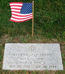Alfred P. Carter