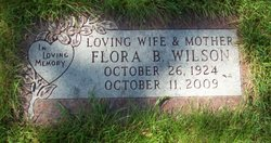 Flora B. Wilson