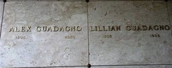 Leonarda Phyllis Lillian <i>Vagnone</i> Guadagno