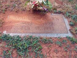 Sudie C Brown