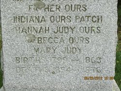 Indiana <i>Ours</i> Patch