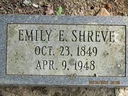 Emily Elizabeth <i>Kimble</i> Shreve
