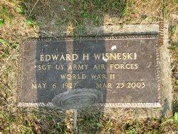 Sgt Edward H. Wisneski