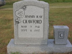 Jimmy Ray Crawford