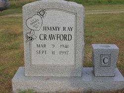 Jimmy Ray Crawford