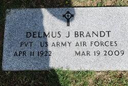 Delmus John Brandt