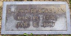 R. J. Jud Blackburn