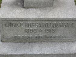 Lucile <i>Hoggard</i> Councill
