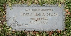 Beverly Jean Anderson