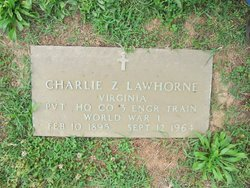 Charlie Zepp Lawhorne