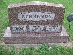 Henry Behrends