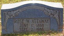 Rose W. Attaway