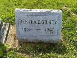 Bertha Elizabeth <i>Heinzman</i> Gilkey