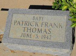 Patrick Frank Thomas