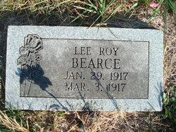 Lee Roy Bearce