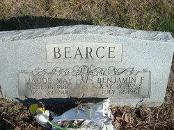 Maude May Bearce