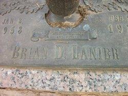 Brian D Lanier