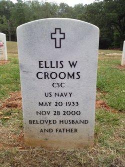 Ellis W. Crooms