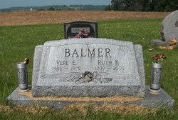 Ruth K. <i>Kilmer</i> Balmer