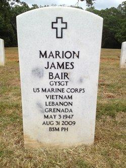 Marion James Bair