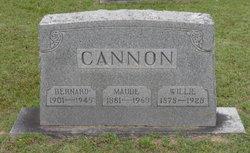 Bernard Cannon