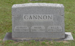 Willie Cannon