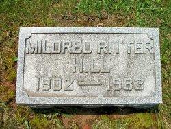 Mildred <i>Ritter</i> Hill