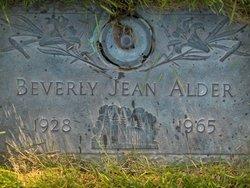 Beverly Jean <i>Madsen</i> Alder