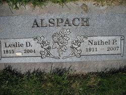 Nathel P <i>Wesley</i> Alspach
