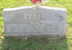 J C Pate