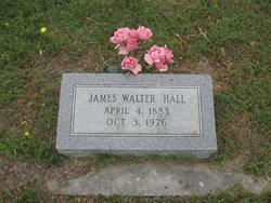 James Walter Walter Hall