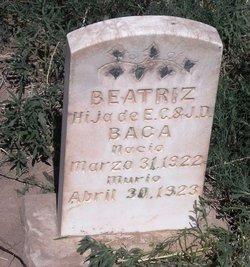Beatriz Baca