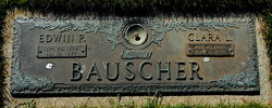 Edwin P Bauscher