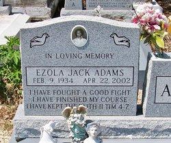 Ezola <i>Jack</i> Adams