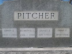 Erwin S Pitcher
