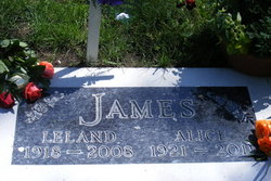 Leland Eugene Lee James