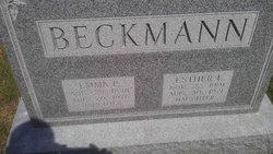 Emma P Beckmann