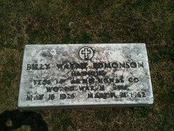 Billy Wayne Edmonson