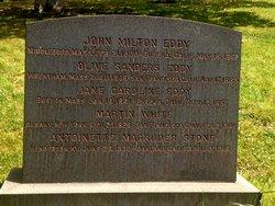 John Milton Eddy