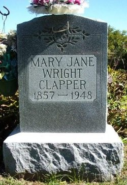 Mary Jane <i>Mott</i> Clapper