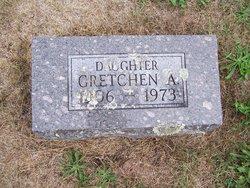 Gretchen A Kelley