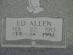 Edward Cecil Allen